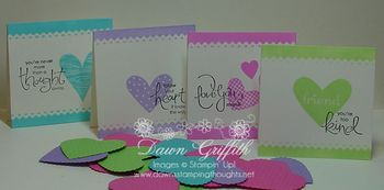 January 2010 Thank you notes