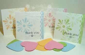 February 2010 Thank you notes