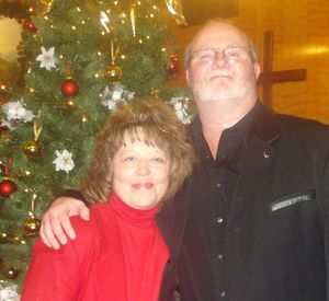 Pam & Andrew 2009