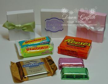 Small Tri fold box #3