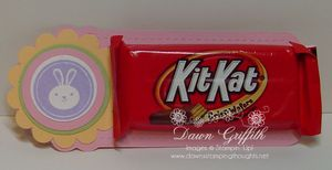 Kit kat Easter treat