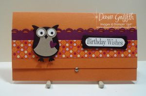 Owl Birthday Wishes