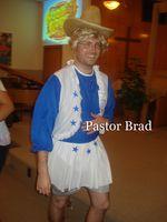 Pastor Brad #1