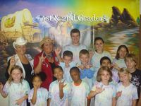 1st & 2nd graders VBS 2010