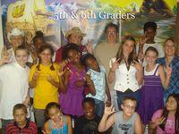 5th & 6th Graders VBS 2010