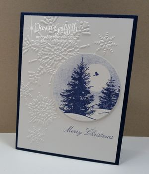 Christmas Card for Hollys event 11-12-10