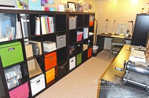 New stampin &r video space