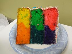 Jessie cake she made for everyone