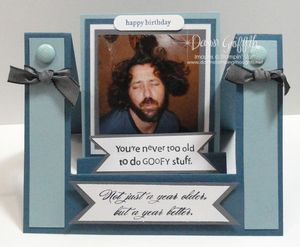 Hubbys Birthday card
