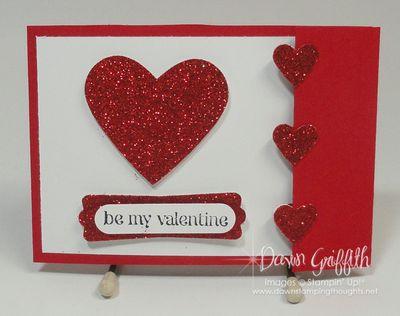 Small Be my Valentine