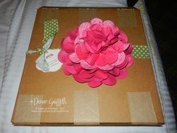 Final night Pillow gift ~ Amazing flower