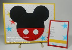 Disney 2012 Amy Jordan swap #2