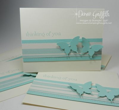 Carol's Hostess cards