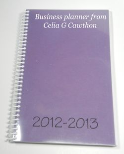 Business planner from Celia G Cawthon