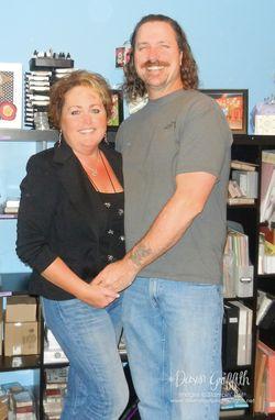 Me and my honey Oct 2012