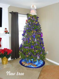 New Christmas tree #1