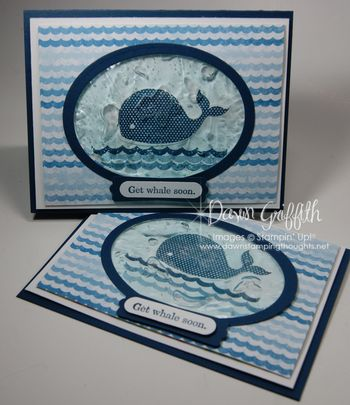 Get Whale Soon Cards
