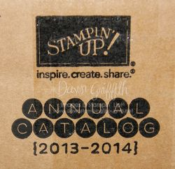 Annual catalog box