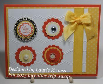 Fiji 2013 Laurie Krauss swap