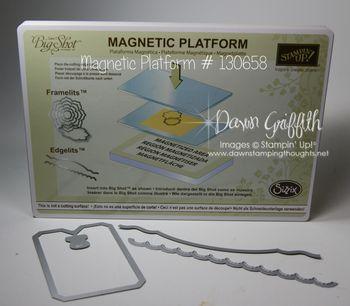 Magnetic Platform # 130658