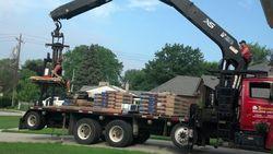 Shingles  delivered on July 3, 2013