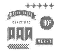 A Banner Christmas  stamp set