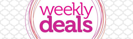 Weekly Deals logo