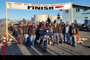 Homer Alaska Finish line #1