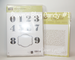 Dawn's Blog Candy #1