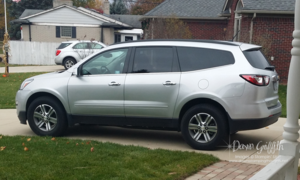 Car rental from dealership Nov 4 2014