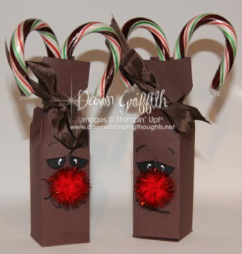 Randolph candy cane holders