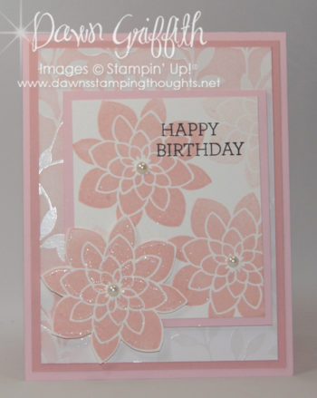 Crazy about YOU Bday card for club