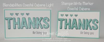 Coastal Cabana Markers