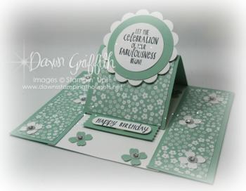 #1 Easel Card Mint