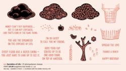 Sprinkles of Life stamp set