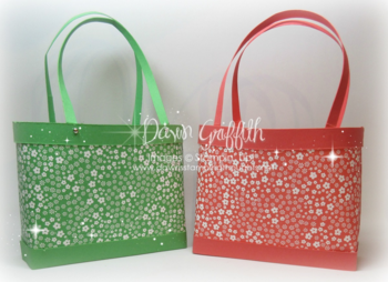 In Color Tote Bags #1