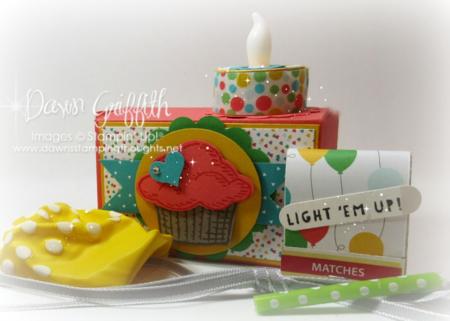 Birthday Party  in a box Dawn Griffith
