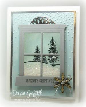 #1 Happy Scenes Christmas Dawn Griffith