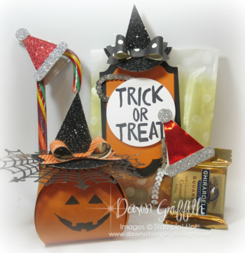 #1 Witches Hats on goodies#1