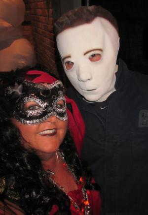 Halloween 2015  with Scott  Logan's daddy