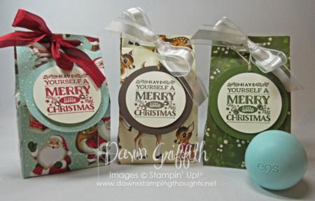 Christmas  EOS holders for family