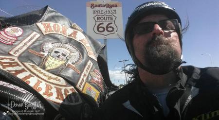 #3 Route 66 Hoka Hey 2016