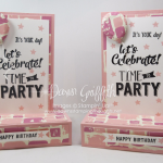 Confetti Celebration Pop Up card video