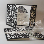 Floral Phrases wedding card video