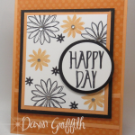 Happy Day Card Spinner inside video