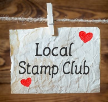 Local Stamp Club #1  Dawn Griffith in Waterford Michigan