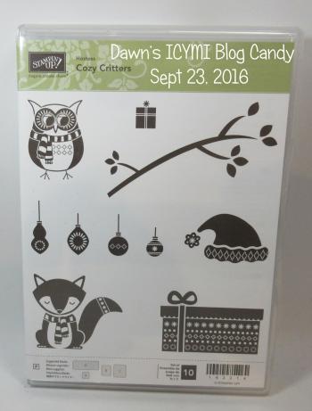 ICYMI blog candy Sept 23 2016 Dawn Griffith