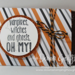 Halloween Candy / Gift Card holder video