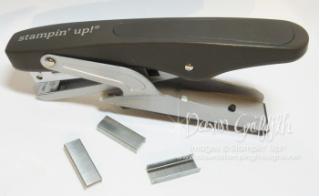 Handheld stapler and mini staples discontinued  while supplies last