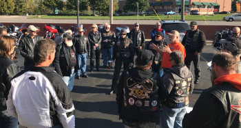 Heading out for Cider ride Oct 15 2016